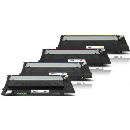 Alternativer Toner zu Samsung CLP-770 Cyan