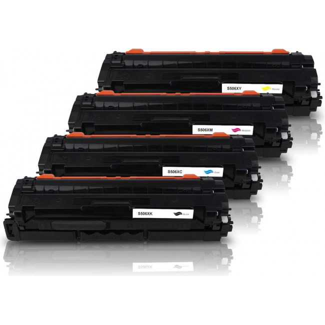 Alternativer Toner zu Samsung CLP-620/670 XL Cyan